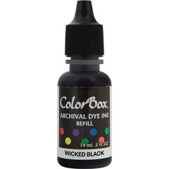 ColorBox Archival Dye Refill Wicked Black