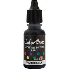 Archival Dye Refill Wicked Black