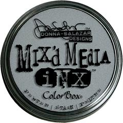 ColorBox Mix'd Media Inx Pewter Pigment Ink Pad