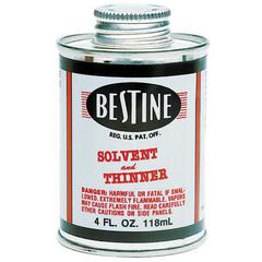 Bestine Solvent Thinner 4oz