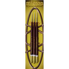 Dynasty Micron Synthetic All Media Detail Brush Set