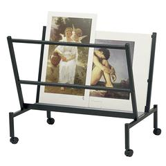 "Print and Poster Holder 38"" x 25"" x 32"""