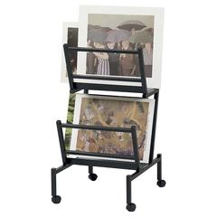 "Heritage Print and Poster Holder 22"" x 24"" x 41"""