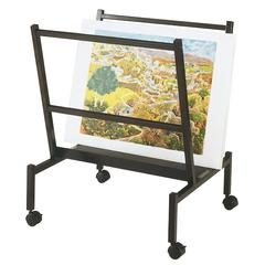 "Print and Poster Holder 26"" x 25"" x 32"""
