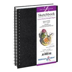 """Stillman & Birn Zeta Series Sketchbooks Wirebound 6"""" x 8"""""""