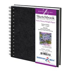 """Stillman & Birn Zeta Series Sketchbooks Wirebound 7"""" x 7"""""""