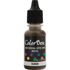 ColorBox Archival Dye Refill Suede