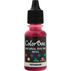 Archival Dye Refill Geranium