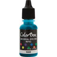 ColorBox Archival Dye Refill Wave