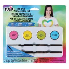 Tulip Watercolor Effect Bright Dye Kit