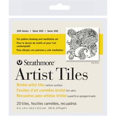 "4"" x 4"" Bristol Artist Tiles"