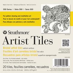 "6"" x 6"" Bristol Artist Tiles"