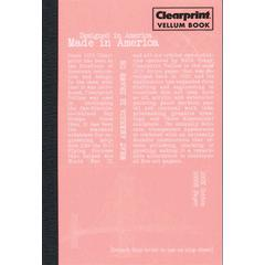 "Clearprint Vellum Plain Sketchbook 4"" x 6"""