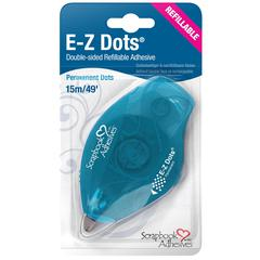 Scrapbook Adhesives E-Z Runner EZ DOTS REFILLABLE 49ft