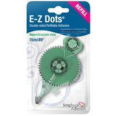 Scrapbook Adhesives E-Z Runner EZ DOTS REPO REFILL 49ft