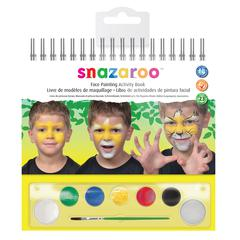 FACE PAINT 54PG ACTIVITY BOOK