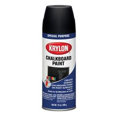Krylon Chalkboard Spray Paint Black