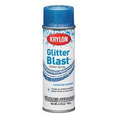 Krylon Glitter Blast GLTTRBLAST 5.75oz SAPP SHIMMER