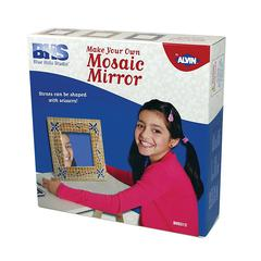 Make Your Own Mosaic Mirror