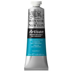 Winsor & Newton Artisan Water Mixable Oil Color 37ml Cerulean Blue Hue