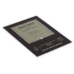 "Canson Arches 9"" x 12"" Extra White 16-Sheet Drawing Pad"