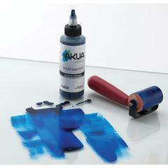 Printmaking Ink 4oz Phthalo Blue