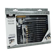 31-Piece Sketching Art Set