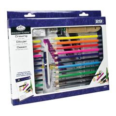 29-Piece Drawing Art Set
