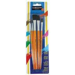 Quality Brush Assortment 5-Pack