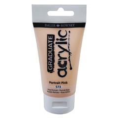 Graduate Acrylic Paint 75ml Portrait Pink