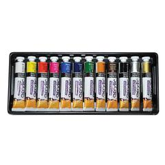 Graduate Acrylic Paint 12-Color 22ml Set