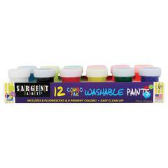 Sargent Art ComboPak Washable Paint Set