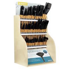 Princeton Catalyst Polytip™ Bristle Brush Display Assortment