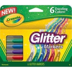 Glitter Markers