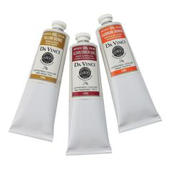 Da Vinci Artists' Oil Color Paint 150ml Yellow Ochre