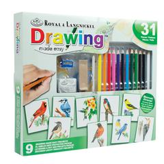 Royal & Langnickel Drawing Made Easy Activity Sets PDQ