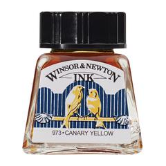 Drawing Ink 14ml Canary Yellow