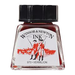 Drawing Ink 14ml Vermillion