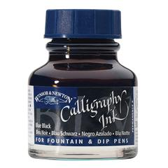 Winsor & Newton Calligraphy Ink Blue Black