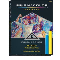 Prismacolor Art Stix 12-Color Set