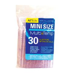 "MultiTemp 4"" Mini Glue Sticks"