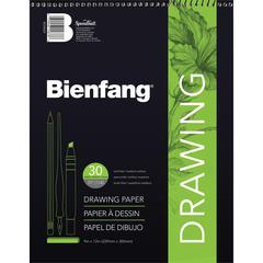 "18"" x 24"" Raritan Drawing Paper Pad"