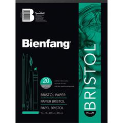 14 x 17 Vellum Finish White Drawing Bristol Board Pads