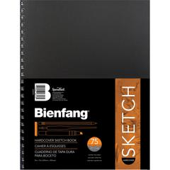 Bienfang 9 x 12 Hardcover Sketchbook