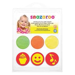 FACE PAINT STAMP KIT BDAY