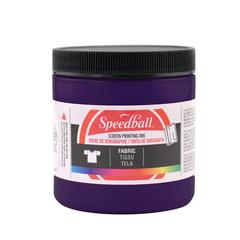 8 oz. Fabric Screen Printing Ink Violet