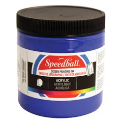 8 oz. Acrylic Screen Printing Ink Violet