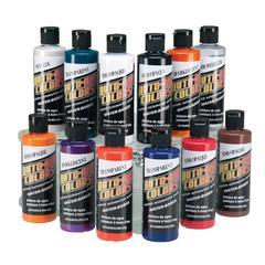 Airbrush Paint Class Set