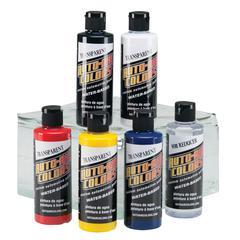 Auto-Air Colors Airbrush Paint Transparent Set