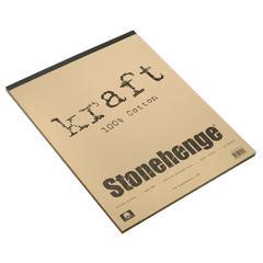 "11""x 14"" Versatile Artist Paper 15-Sheet Pad Kraft"